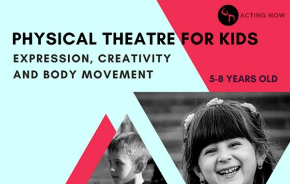 Physical Theatre for kids - Summer term course