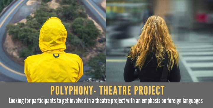 Polyphony: Theatre project with an emphasis on foreign languages