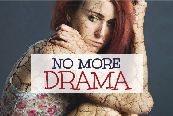 No More Drama, our new theatre project for women
