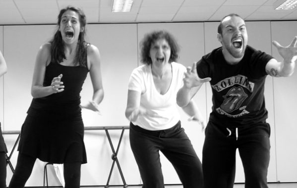 Physical Theatre course for beginners starting in September 2018