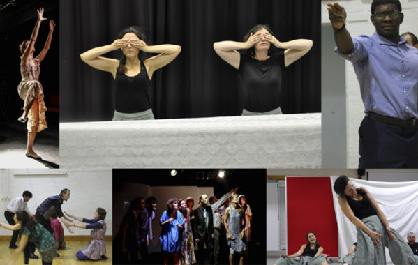 New Acting Courses for Autumn 2019